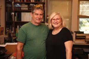 Tim & Barbara