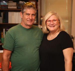 Tim & Barbara Nall